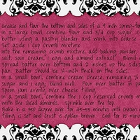 Raspberry Cream Cheese Coffee Cake - Directions