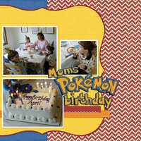 Mom's Pokemon Birthday -right