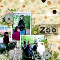 Zoo Field Trip - left