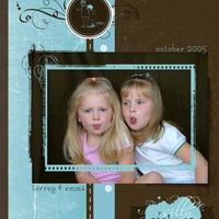 silly sisters
