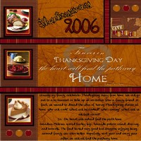 Thanksgiving 2006--quote challenge