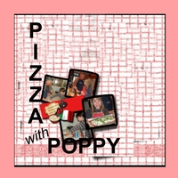 Mock up for Mari's Pizza w/Poppy LO