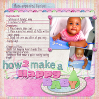 How to Make a Happy Baby