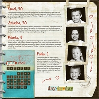 Family Binder page 2