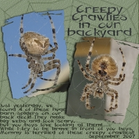 Creepy Crawlie
