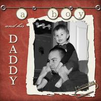 A Boy and His Daddy