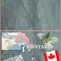 SARAH'S CARD from Alliston, Ontario - Outside
