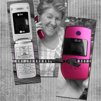 Pink Phone right
