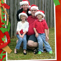 Mansfield Christmas card 2009