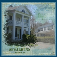Seward Inn Card