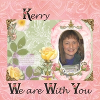 Kerry - We're With You!