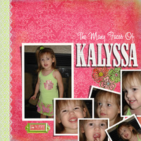 Many Faces of Kalyssa