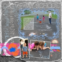 critique chat, revised layout (finally!): Driveway School