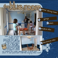 task 24 - The Blue Room