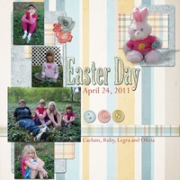 Sketch Chat Easter Day
