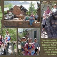 Hogle Zoo Day - Color Challenge 3/3