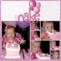 Let Her Eat Cake!
