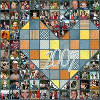 2007 Family Collage