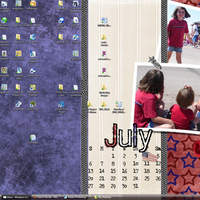 July 08 Desktop