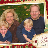 2008 Holiday Card