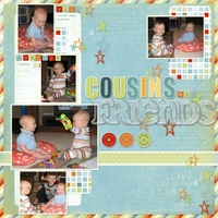 June 30--Cousins and Friends