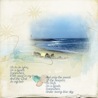 BEACH - Tuesday Freebie Challenge Mar 20 - dreamy