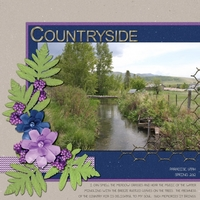 Monday Challenge 7/1 - Countryside