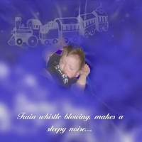 Train Whistle Blowing - In Malachi's Dreams