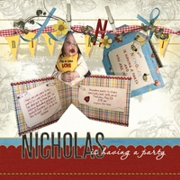 Nicholas is having a Party