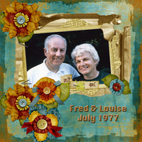 Louise & Fred