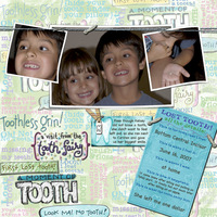 Lost First Tooth