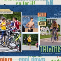 Thurs. 5/17 challenge--triathlons lt