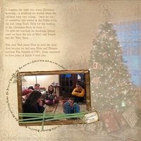 Task 13--Christmas Morning