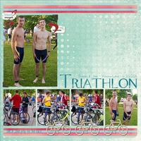 Triathlon--Speed Scrap