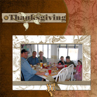 Thanksgiving 07