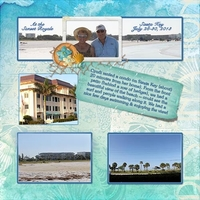 A Staycation at Siesta Key