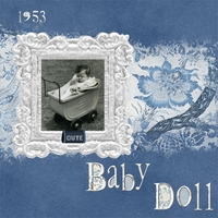 Tuesday Freebie 17 Sept - Baby Doll
