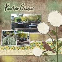 Tuesday Freebie 9/10 - Kershaw Gardens