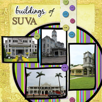 1 Sept 2014 - Buildings of Suva