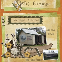 Spice Up Your Layouts - St George Heritage Centre