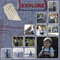 Thursday 7 Oct: Use 12 - Explore