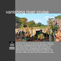 Texas Hill Country - Vanishing River Cruise