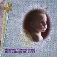 Brandon Thomas Mora - Born Jan 21, 2004