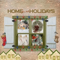 Home for the Holidays - For Joyce