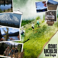 Mt. Bachelor for AnnBK