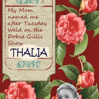 ATC My name is Thalia