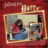 falling for Harry
