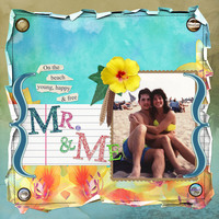 Mr. and Me-Sat. Color Challenge