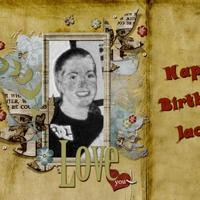 Jacob Birthday Card