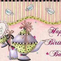 Barb Birthday Card